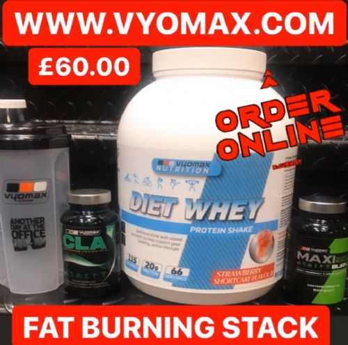VYOMAX® FAT BURNING STACK